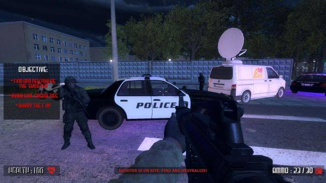School shooting game Active Shooter appears on Steam, draws widespread condemnation