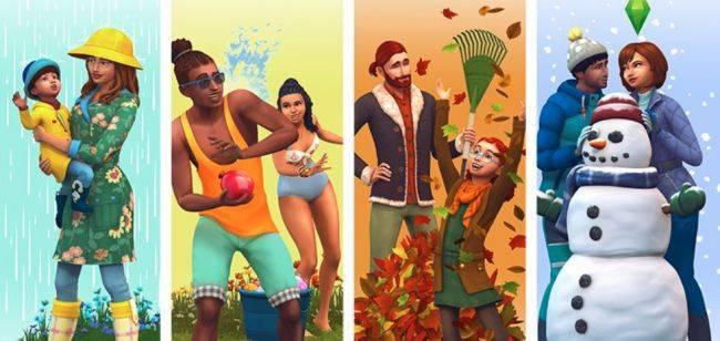 The Sims 4 reveals Seasons expansion, release date set