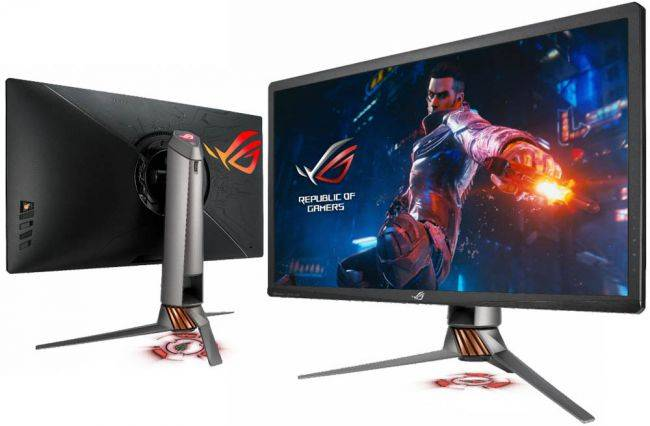 Asus is releasing a 27-inch 4K 144Hz HDR monitor with G-Sync in June for $2,000