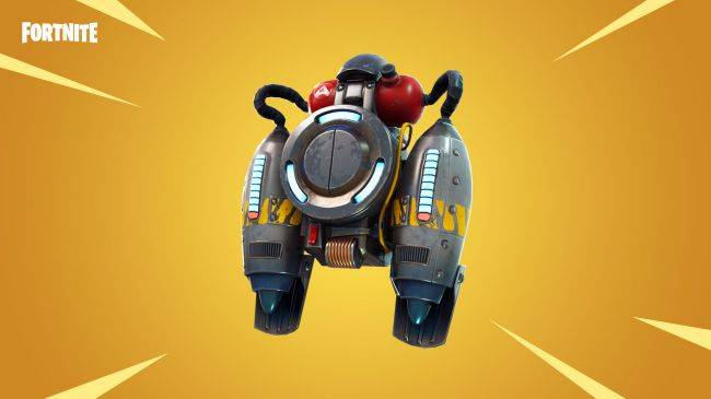 Fortnite's temporary jetpack mode disabled after less than an hour, then reinstated