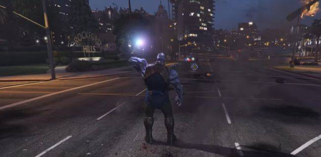 GTA 5 mod brings Thanos to San Andreas with devastating results