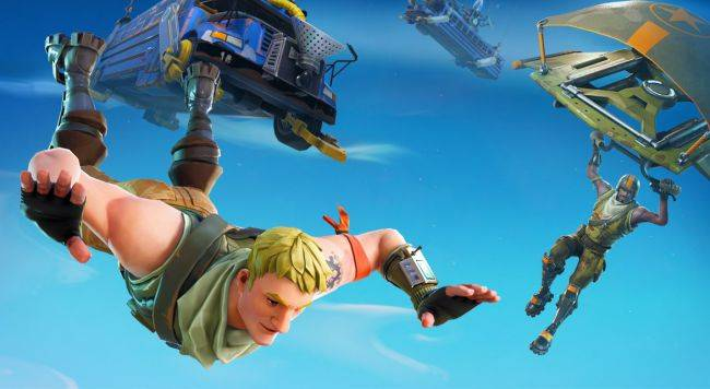 Fortnite adds rideable shopping carts, reactivates self-refund feature