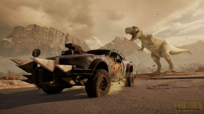 Fractured Lands is a Mad Max-style battle royale set to begin testing in June
