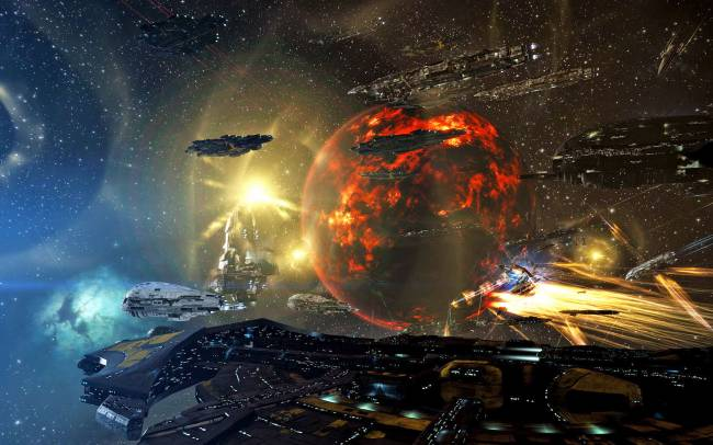 'Eve Online' turns 15 today, and its history is epic