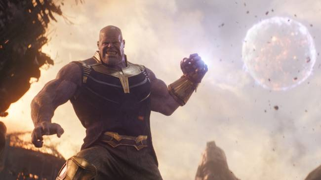 'Fortnite' is bringing Thanos to its cartoony battle royale