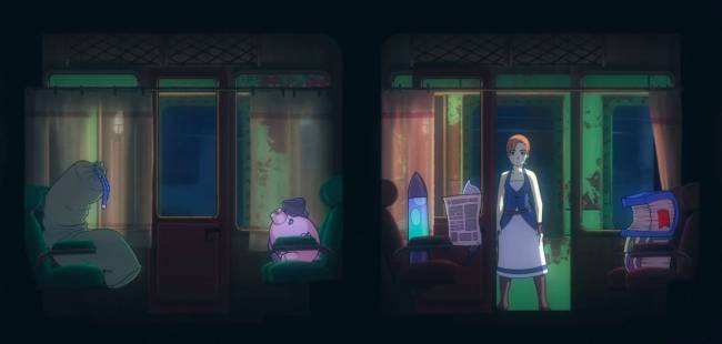 'Forgotton Anne' is a puzzle-platform game hidden inside an anime
