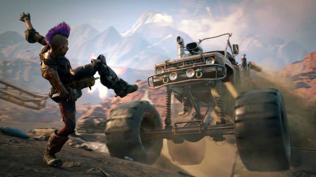 'Rage 2' brings the frenetic action of 'Doom' to an open world