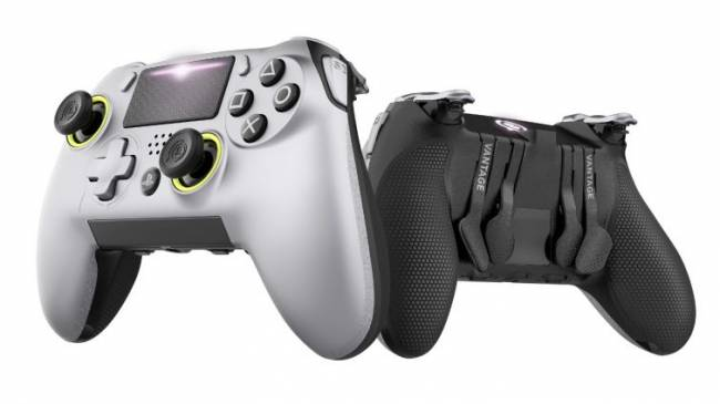 Customizable PS4 gamepad helps with your tricky 'Fortnite' builds