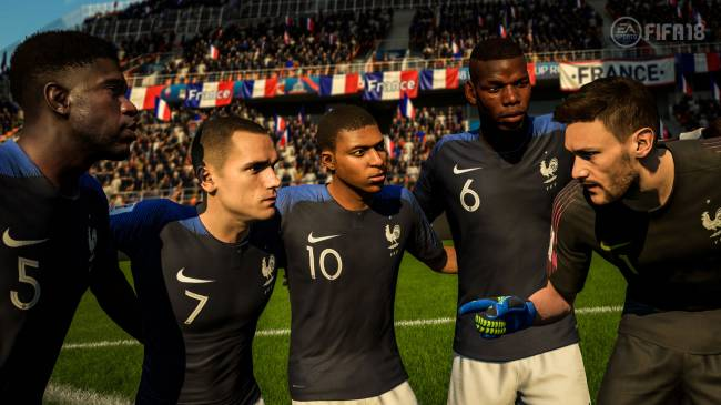 EA Sports picks the winner of this year's World Cup