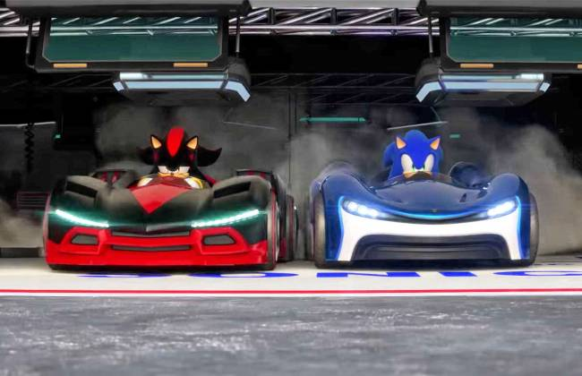 Sega's 'Team Sonic Racing' is all about co-op karting