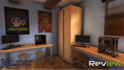 PC Building Simulator Early Access Preview – Pretty Cool