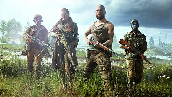 Battlefield V won't have a Premium Pass or loot boxes