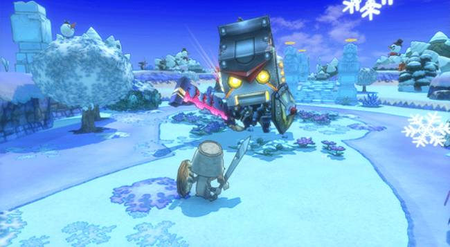 Happy Wars Adds New Bosses For The Co-op Mode