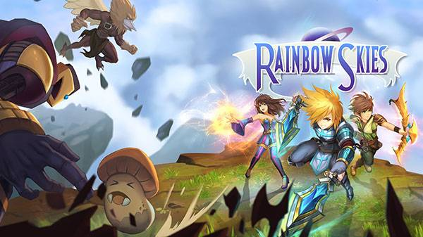 Rainbow Skies launches June 26 in North America, June 27 in Europe