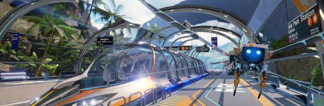 ARK Park announces flight-centric freebie DLC for June