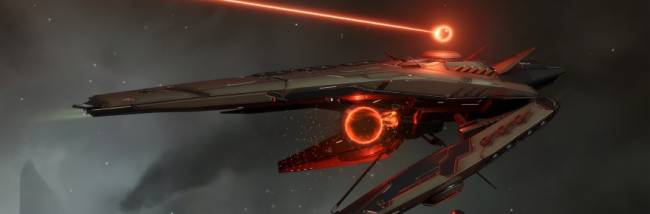 EVE Online's newest ships look like cel-shaded beauties