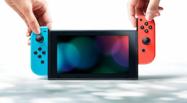 Nintendo is Now Selling the Switch Without a Dock