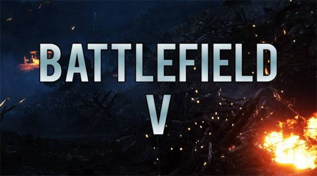 Battlefield V Reveal Trailer Confirms October Release Date