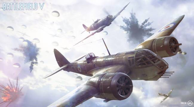 Battlefield V Will Not Be 'Pay to Win' Says DICE