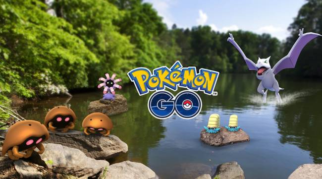 Pokemon GO: All Adventure Week Quests, Rewards, and Shiny Spawns