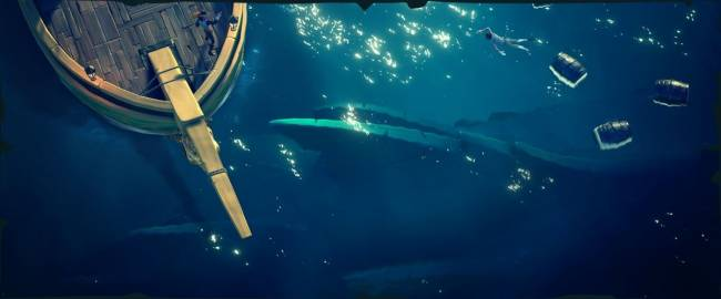 Sea of Thieves Dives Into The Hungering Deep May 29, New Features Revealed