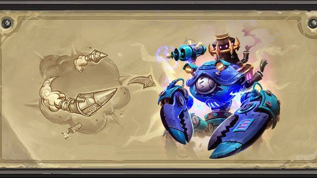 Hearthstone rolls out Rise of the Mechs, starting June 3