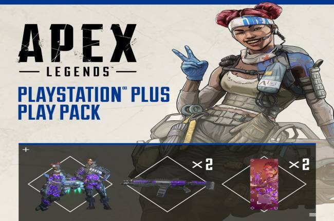 Free PS Plus Bonus Out Now For Apex Legends On PS4
