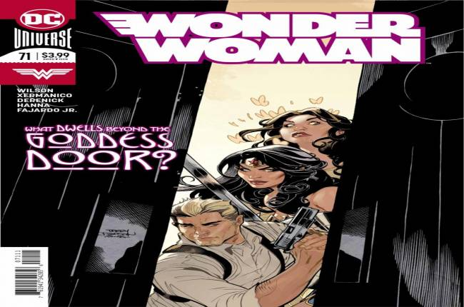 Wonder Woman: Check Out An Exclusive Preview Of Issue #71