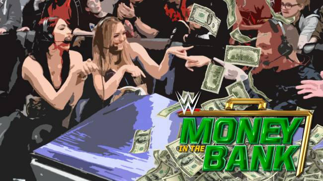 WWE Money In The Bank Final Match Results: Brock Lesnar Makes Surprise Appearance