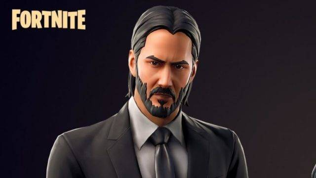 Fortnite Is Getting John Wick Content