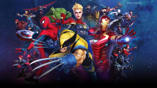 Two New Fighters Seemingly Confirmed For Marvel Ultimate Alliance 3