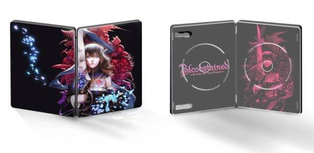Best Buy Offering Steelbook for Bloodstained: Ritual of the Night