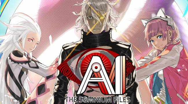 AI: The Somnium Files Has Been Delayed to September for North America
