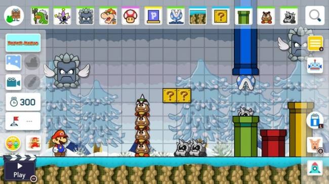 Check Out This Fan Made Paper Mario Theme for Super Mario Maker 2
