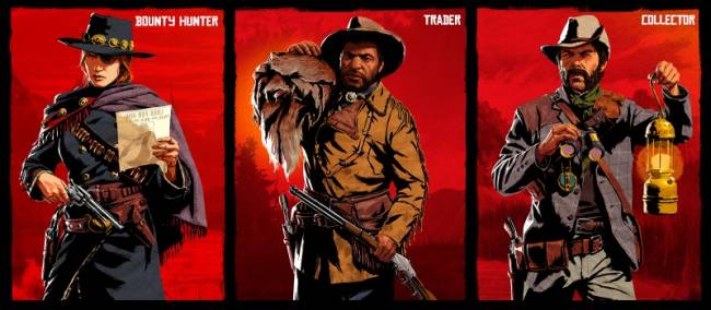 Rockstar Outlines The Future Of Red Dead Online