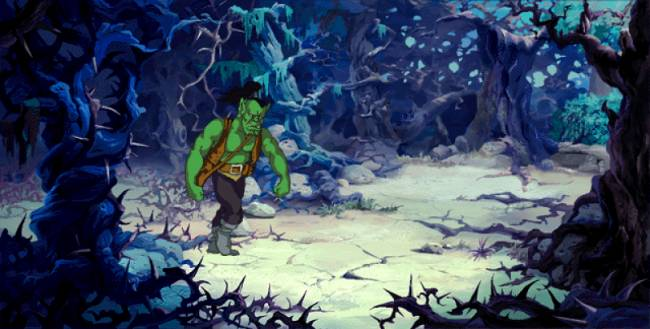 How Blizzard's Canceled Adventure Game Shaped The Future Of Warcraft