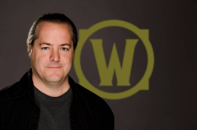 Interview with Blizzard President J. Allen Brack