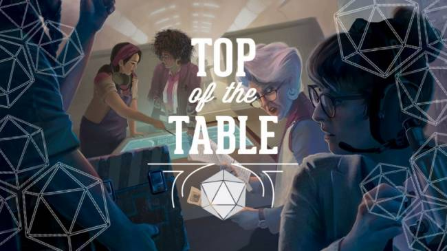 Top Of The Table – Pandemic: Rapid Response