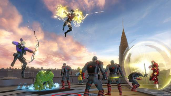Exclusive New Marvel Ultimate Alliance 3 Heroes Revealed