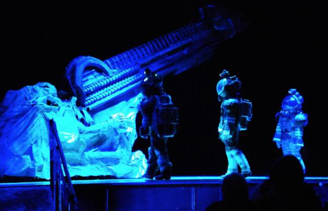 You Can Now Watch That Entire High-School Production Of Alien