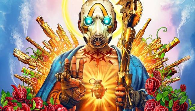 Borderlands 3's Art Director Confirms They Did Try To Make A Box Art With A Three-Handed Psycho