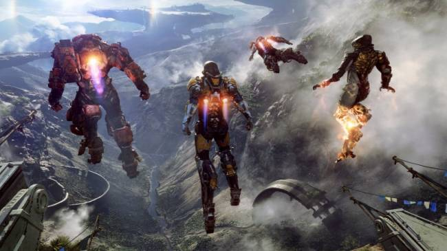 Bioware Recommits To Anthem As Rumors Swirl About Dragon Age Taking Priority