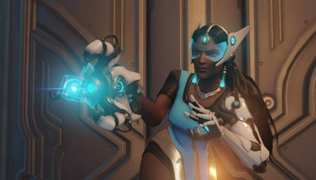 What Would Overwatch Be Like With Portal Guns?