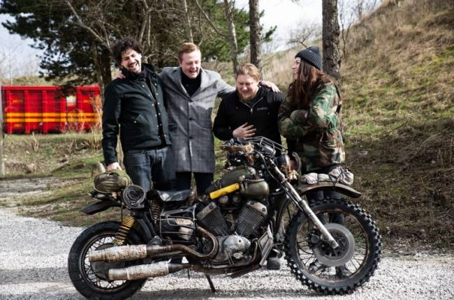 PlayStation Creates Real-Life Version Of The Bike From Days Gone
