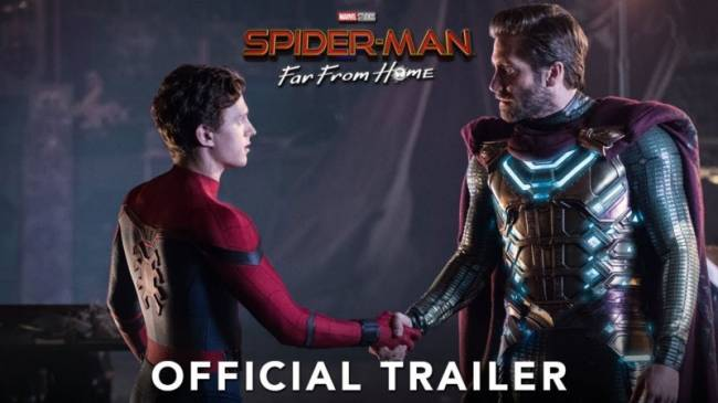 Spider-Man: Far From Home Gets An Awesome Trailer