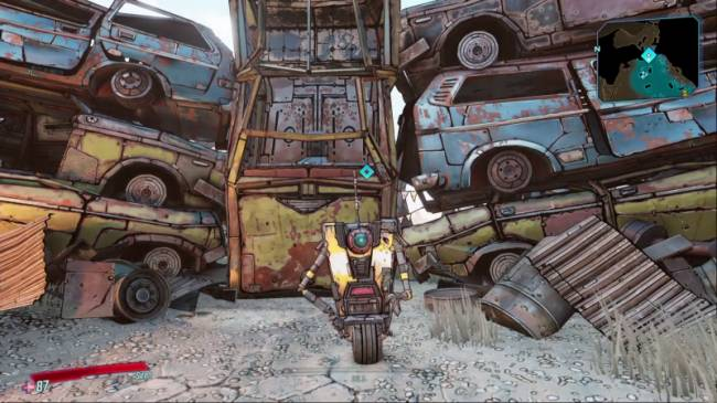 Claptrap Has A Different Voice Actor In Borderlands 3, Here's Why