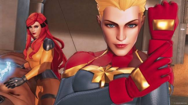 June Cover Revealed – Marvel Ultimate Alliance 3: The Black Order