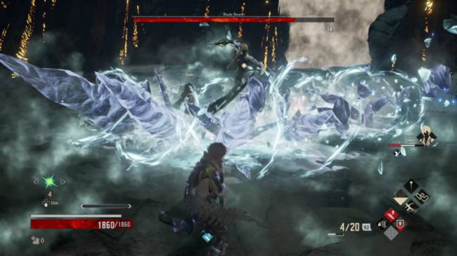 Play Code Vein Early In Network Test This Month