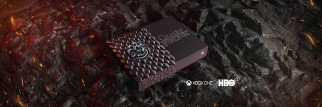Microsoft Is Giving Away A Game Of Thrones-Branded Xbox One