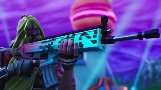 Experience Fortnite Season 9's Post-Volcano World Now